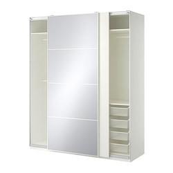pax armoire penderie blanc auli mehamn ikea switzerland ikeapedia. Black Bedroom Furniture Sets. Home Design Ideas