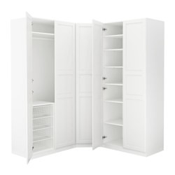 pax armoire penderie blanc tyssedal blanc ikea france. Black Bedroom Furniture Sets. Home Design Ideas