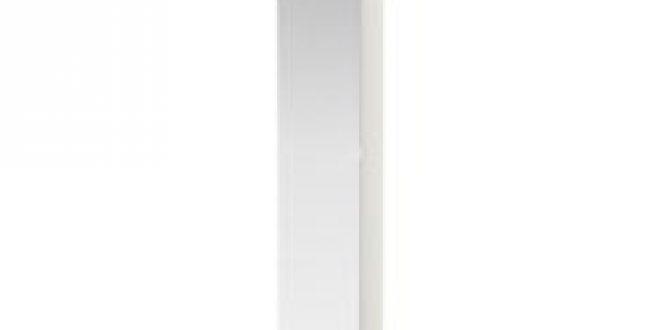 Lillangen Mobile Alto Con Anta A Specchio Bianco Ikea Italy