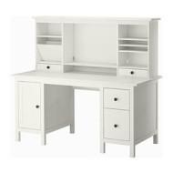 Verwonderlijk HEMNES Desk with add-on unit (IKEA United States) - IKEAPEDIA CV-17
