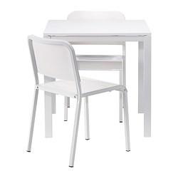 MELLTORPADDE Table and 2 chairs IKEA   Ikea dining, Ikea