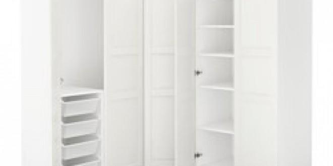 Ikea Guardaroba Pax Birkeland.Pax Wardrobe White Tyssedal White Ikeapedia