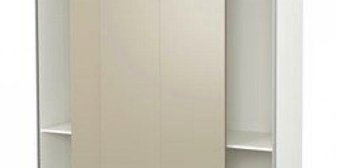 pax armoire penderie blanc hasvik beige ikea france ikeapedia. Black Bedroom Furniture Sets. Home Design Ideas