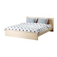 Prix Commode Malm Ikea malm structure de lit plaqué bouleau (ikea belgium) - ikeapedia