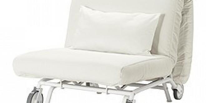 Ikea ps l v s poltrona letto gr sbo bianco ikea italy ikeapedia - Poltrona letto ikea ps ...