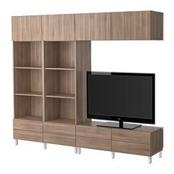 best combinaison meuble tv gris clair ikea france ikeapedia. Black Bedroom Furniture Sets. Home Design Ideas