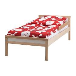 IKEA Sniglar Junior Bed Frame with slats Beech with//without mattress 70x160 cm