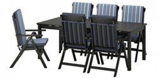 Ngs tavolo 6 sedie relax da giardino mordente marrone nero t singe blu ikea italy ikeapedia - Sedie relax ikea ...