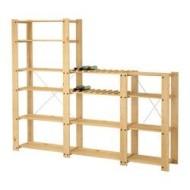 gorm 3 tag res bois de conif re ikea canada french ikeapedia. Black Bedroom Furniture Sets. Home Design Ideas