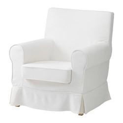 Fauteuil Ikea Ektorp Blanc.Ektorp Jennylund