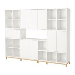 Eket combinazione di mobili con gambe bianco ikea italy ikeapedia - Gambe mobili ikea ...