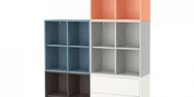 numerosi in varietà in vendita raccolta di sconti EKET Combinazione di mobili con piedini multicolore 2 - IKEAPEDIA