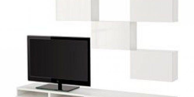 Besta Combinaison Meuble Tv Blanc Ikeapedia