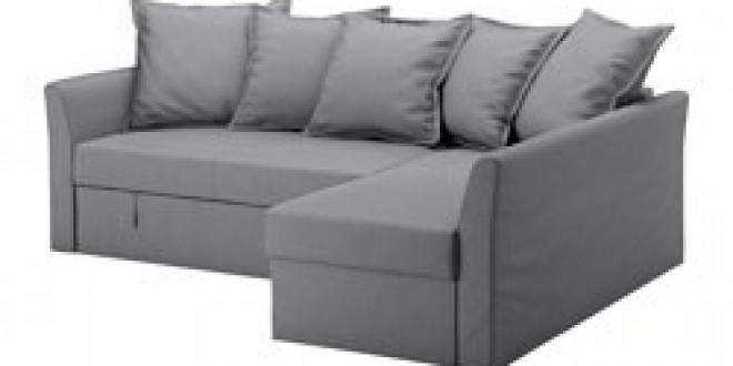 holmsund sofa bed with chaise nordvalla medium gray ikea