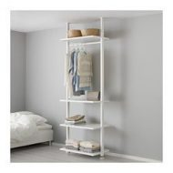 Elvarli Shelf Unit White Ikea United States Ikeapedia