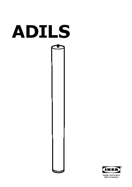 ADILS pied