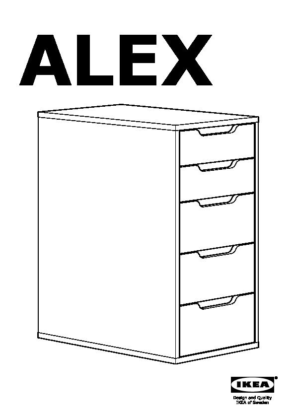 alex caisson classeur blanc ikea canada french ikeapedia. Black Bedroom Furniture Sets. Home Design Ideas
