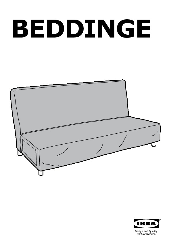 beddinge l v s canap lit knisa turquoise ikea canada french ikeapedia. Black Bedroom Furniture Sets. Home Design Ideas