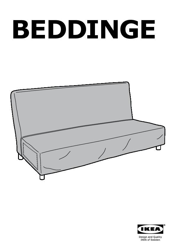 beddinge l v s convertible 3 places knisa turquoise ikea france ikeapedia. Black Bedroom Furniture Sets. Home Design Ideas