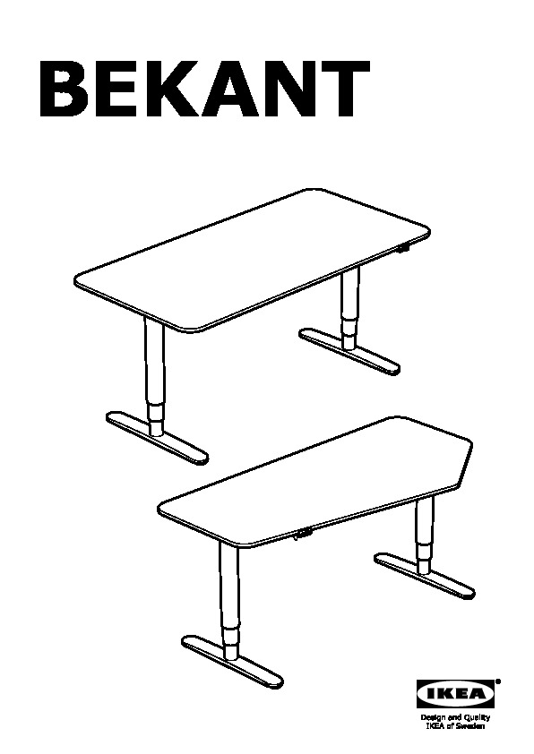 bekant bureau assis debout blanc ikea france ikeapedia. Black Bedroom Furniture Sets. Home Design Ideas