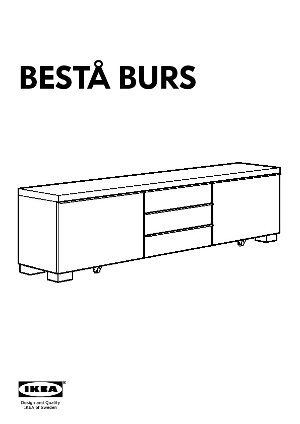 Bestå Burs Banc Tv Brillant Blanc Ikea Switzerland Ikeapedia