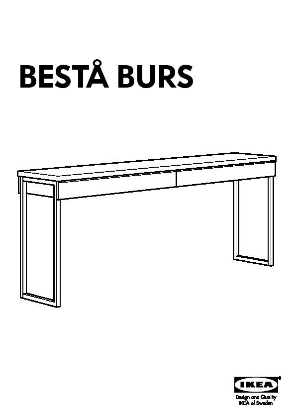 best burs bureau brillant noir ikea france ikeapedia. Black Bedroom Furniture Sets. Home Design Ideas