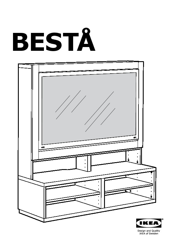Meuble Tv Ikea Markor : Meuble Tv Ikea Besta Adal 2 Pictures To Pin On Pinterest