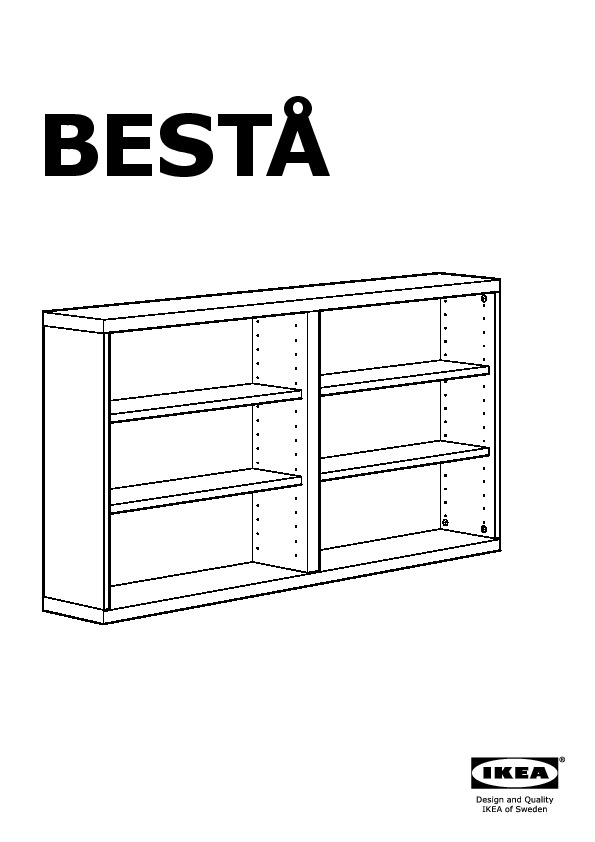 Ikea Scaffali Besta.Besta Shelf Unit Height Extension Unit Ikea United States