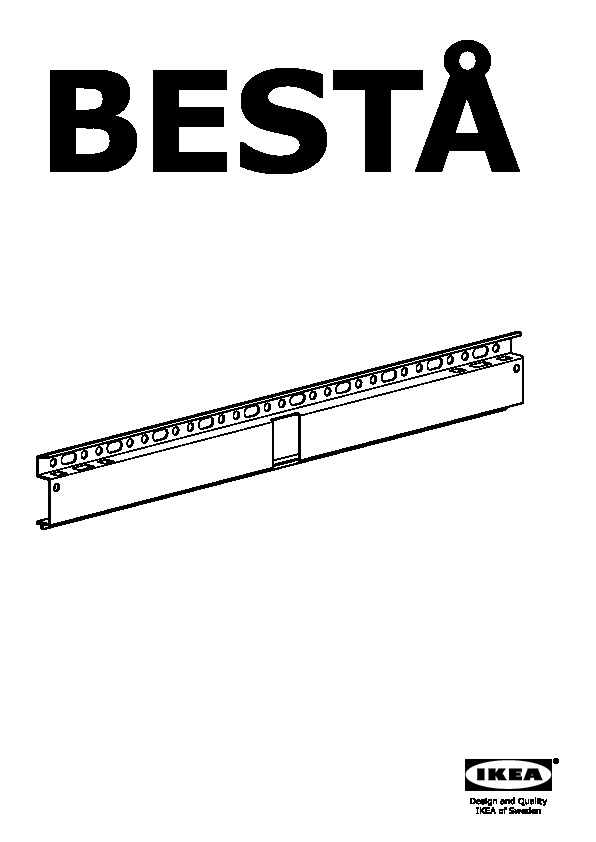BESTÅ TV storage combination black-brown, Selsviken high-gloss/brown