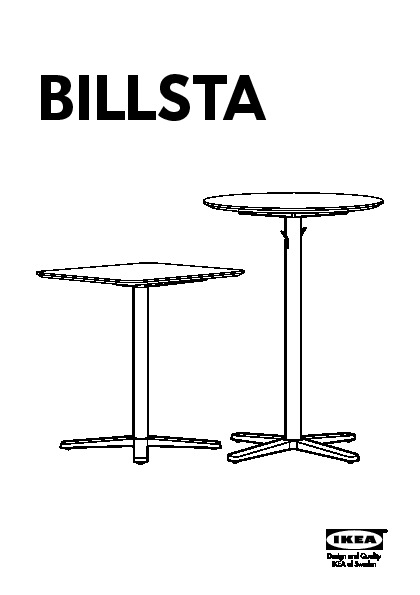 billsta table blanc couleur argent ikea switzerland ikeapedia. Black Bedroom Furniture Sets. Home Design Ideas