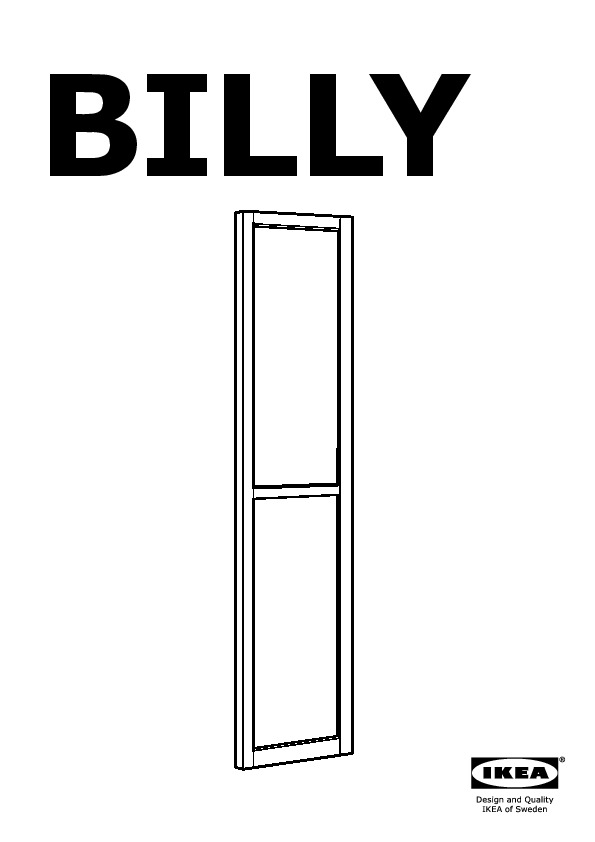 billy biblioth que avec porte vitr e blanc ikea france ikeapedia. Black Bedroom Furniture Sets. Home Design Ideas