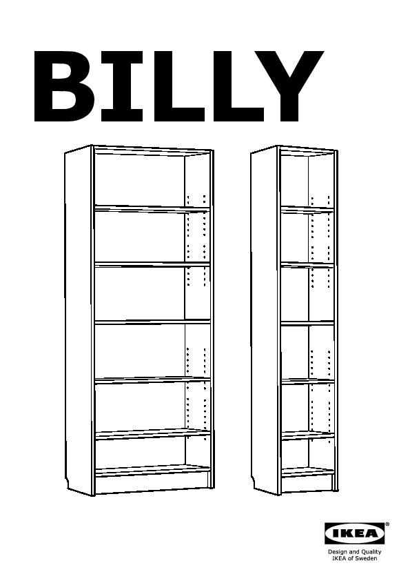 Ikea Ante Vetro Billy.Billy Billy Valbo Libreria Con Ante A Vetro Bianco Ikea Italy