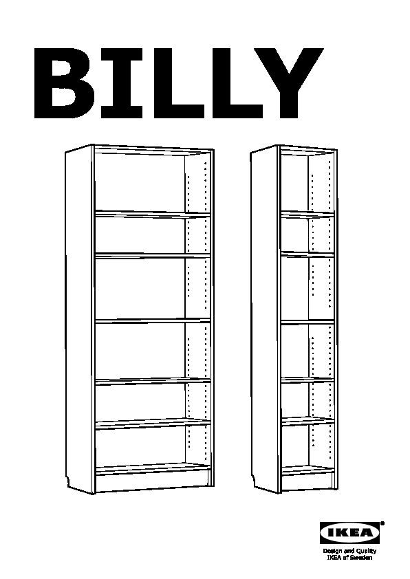 Superb BILLY Libreria