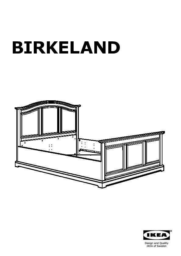 ikea bed frame skorva instructions. Black Bedroom Furniture Sets. Home Design Ideas