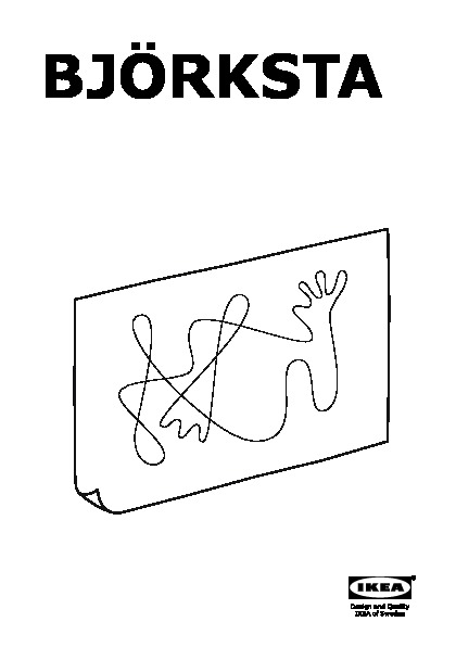 BJÖRKSTA canvas