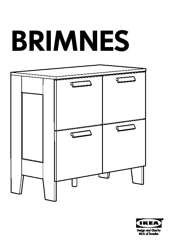brimnes commode 4 tiroirs blanc ikea france ikeapedia. Black Bedroom Furniture Sets. Home Design Ideas