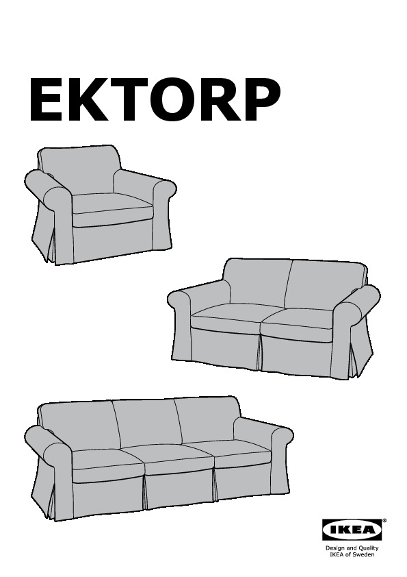 ektorp canap 3 places sten sa blanc ikea france ikeapedia. Black Bedroom Furniture Sets. Home Design Ideas