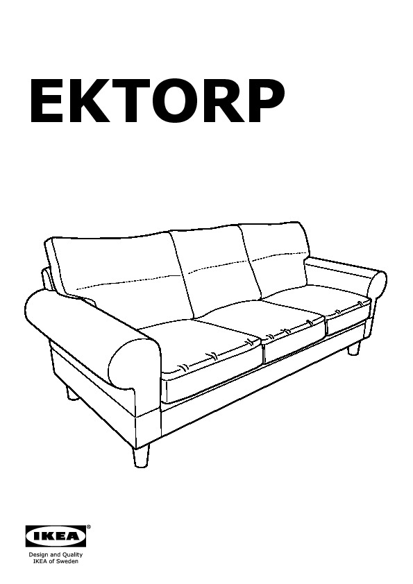 Ektorp canap 3 places mobacka beige rouge ikea france - Ikea canape ektorp 3 places ...