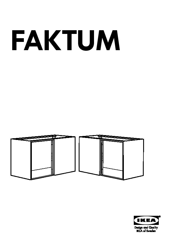 Faktum Structure élément Bas Dangle Blanc Ikea France