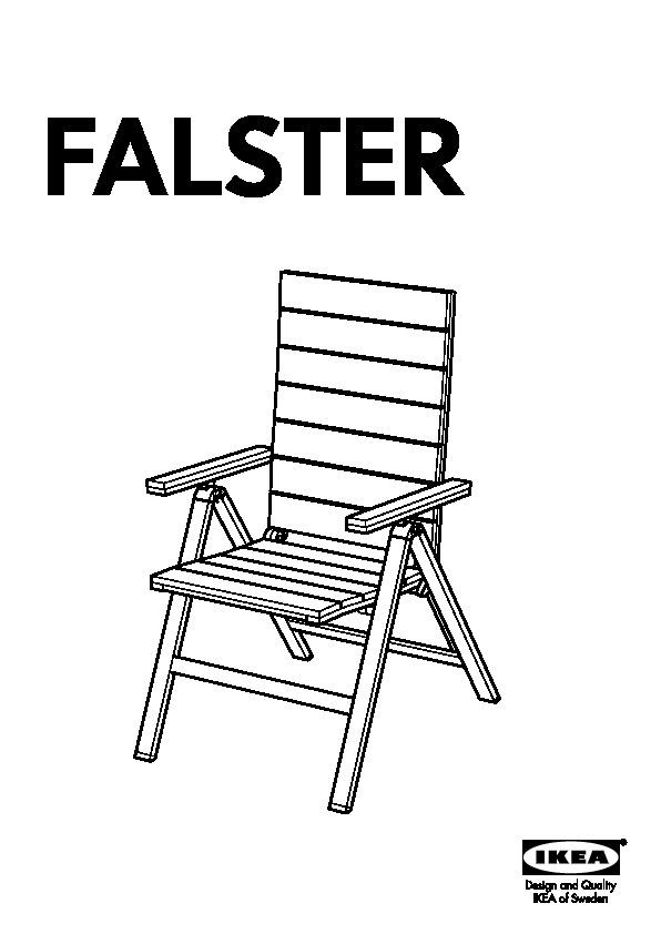 Falster tavolo 4 sedie relax da giardino grigio h ll grigio ikea italy ikeapedia - Sedie relax ikea ...