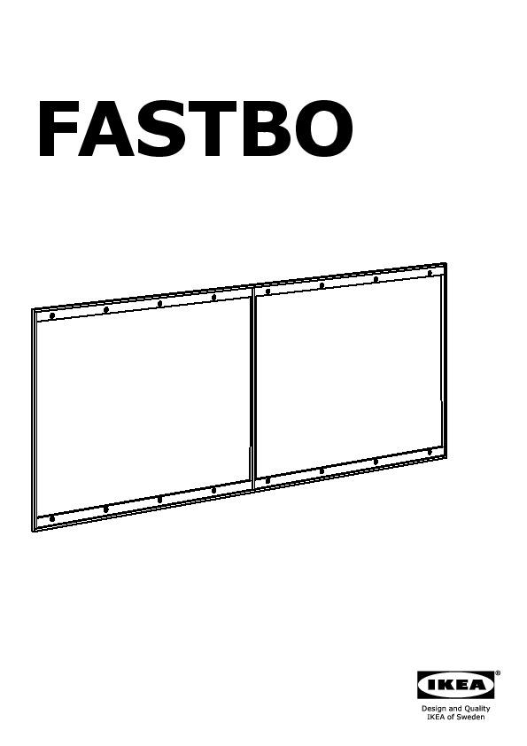 Fastbo baguette pour rev tement mural aluminium ikea for Revetement mural inox pour cuisine