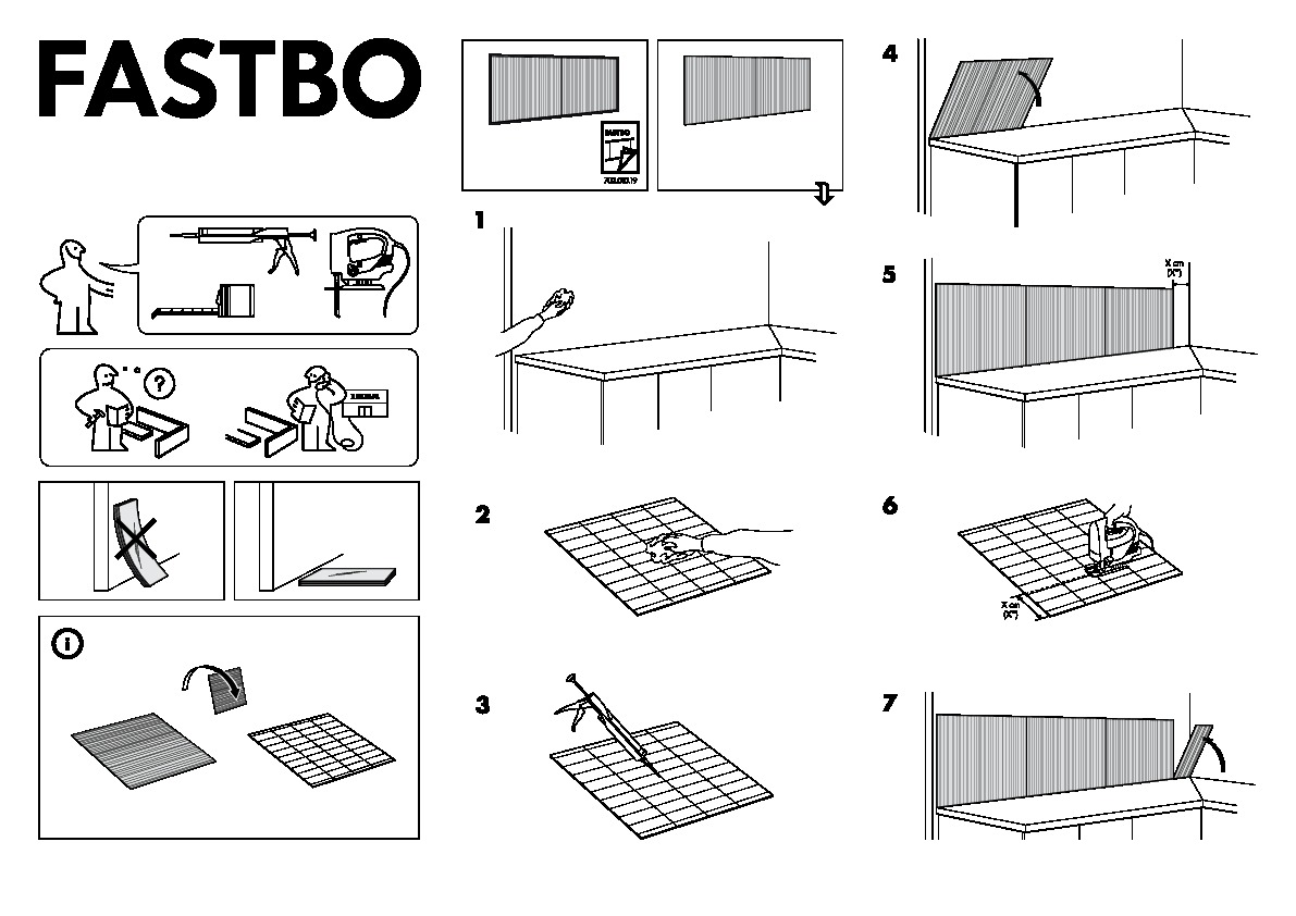fastbo rev tement mural ikea france ikeapedia. Black Bedroom Furniture Sets. Home Design Ideas