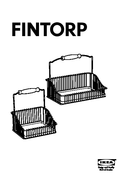 ikea komplement wire basket instructions