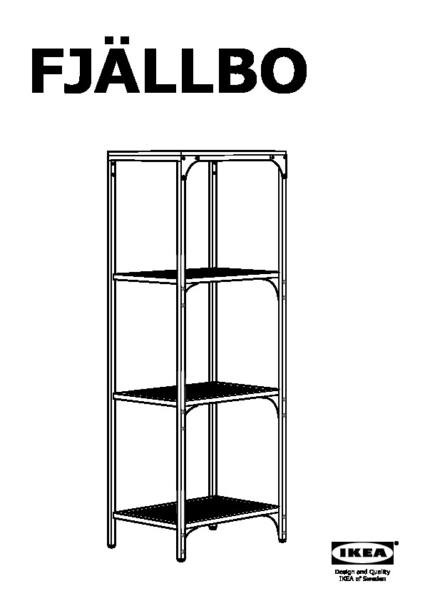 fjllbo tagre with etagere acier ikea. Black Bedroom Furniture Sets. Home Design Ideas