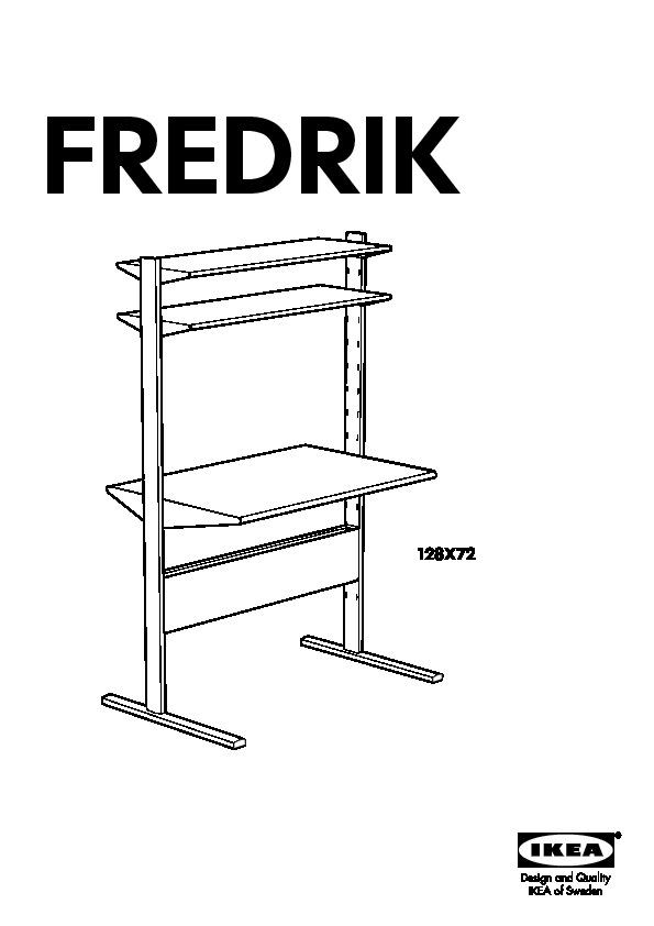 60111123   FREDRIK   Assembly Instruction