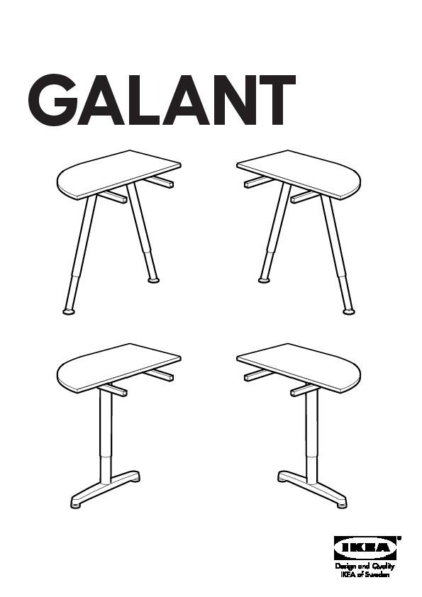 Galant Extension Top Quarter Round