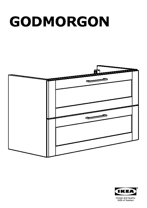godmorgon tolken h rvik meuble lavabo av lav poser 45x32 motif noyer anthracite ikea. Black Bedroom Furniture Sets. Home Design Ideas