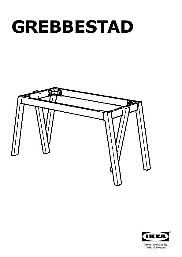 ryggestad grebbestad stefan table et 4 chaises noir brun noir ikea france ikeapedia. Black Bedroom Furniture Sets. Home Design Ideas