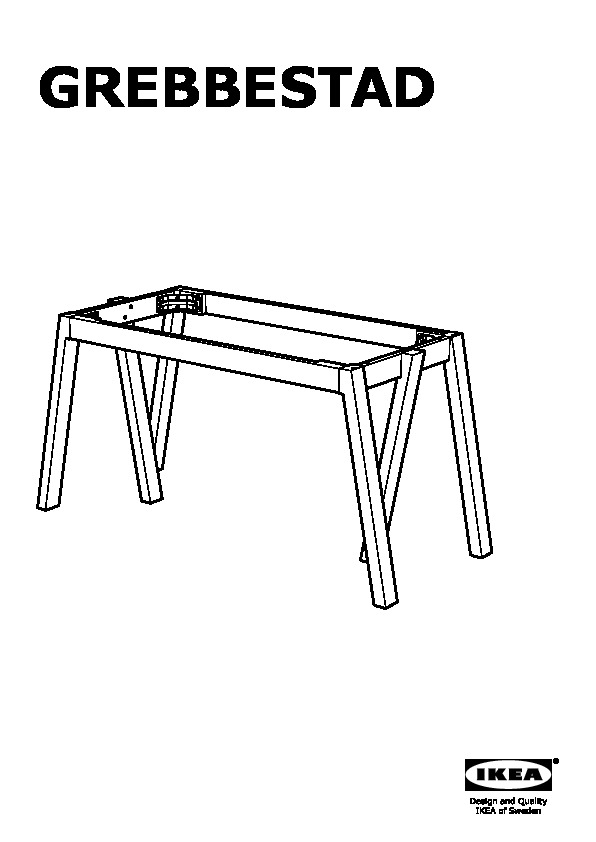 Ryggestad grebbestad stefan table et 4 chaises noir brun noir ikea france - Ikea table et chaise ...