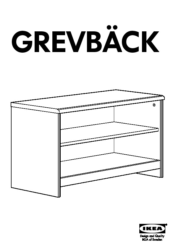 grevb ck banc avec rangement chaussures effet ancien ikea france ikeapedia. Black Bedroom Furniture Sets. Home Design Ideas